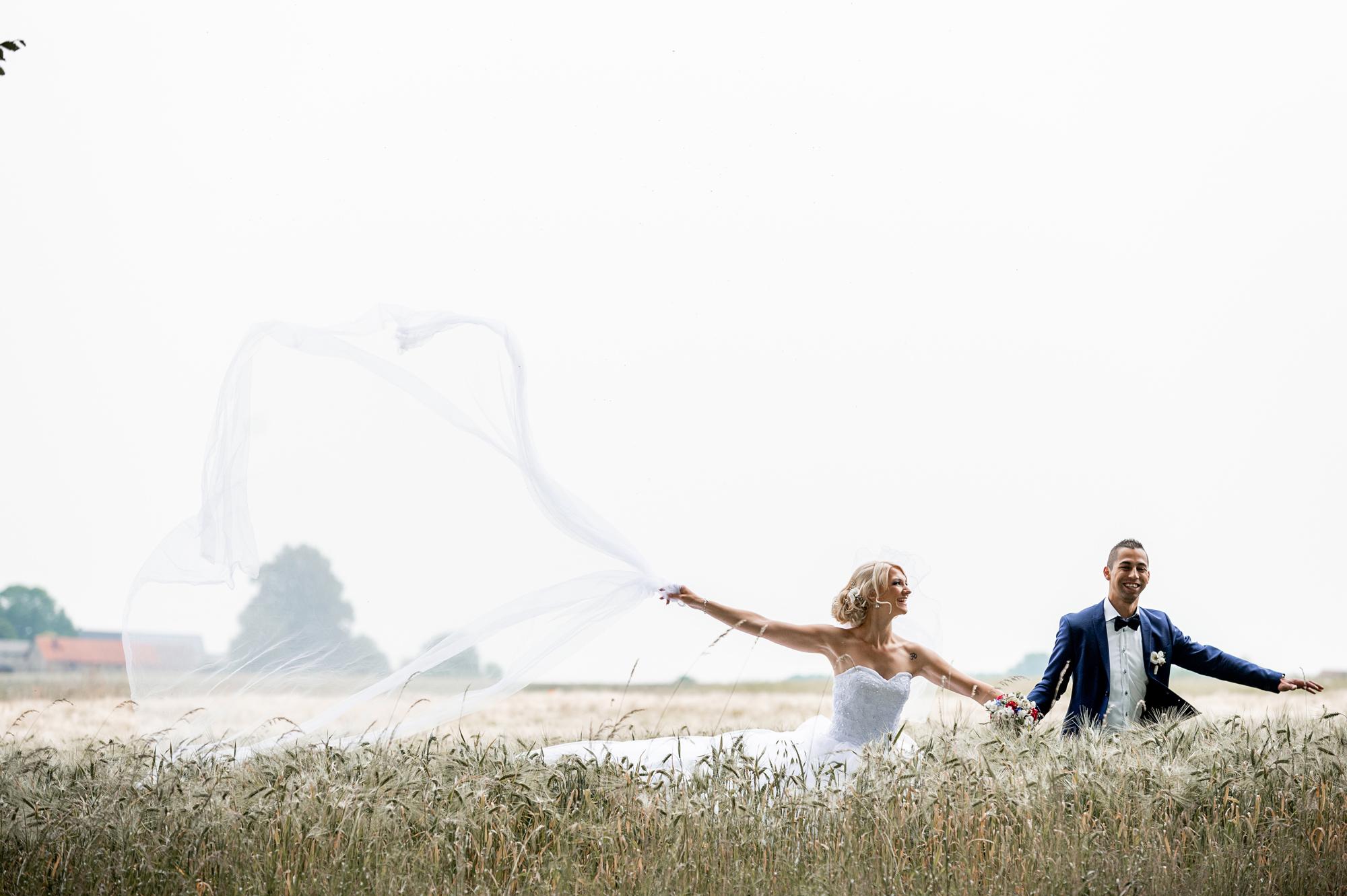 Hochzeitspaar aus Bad Laer