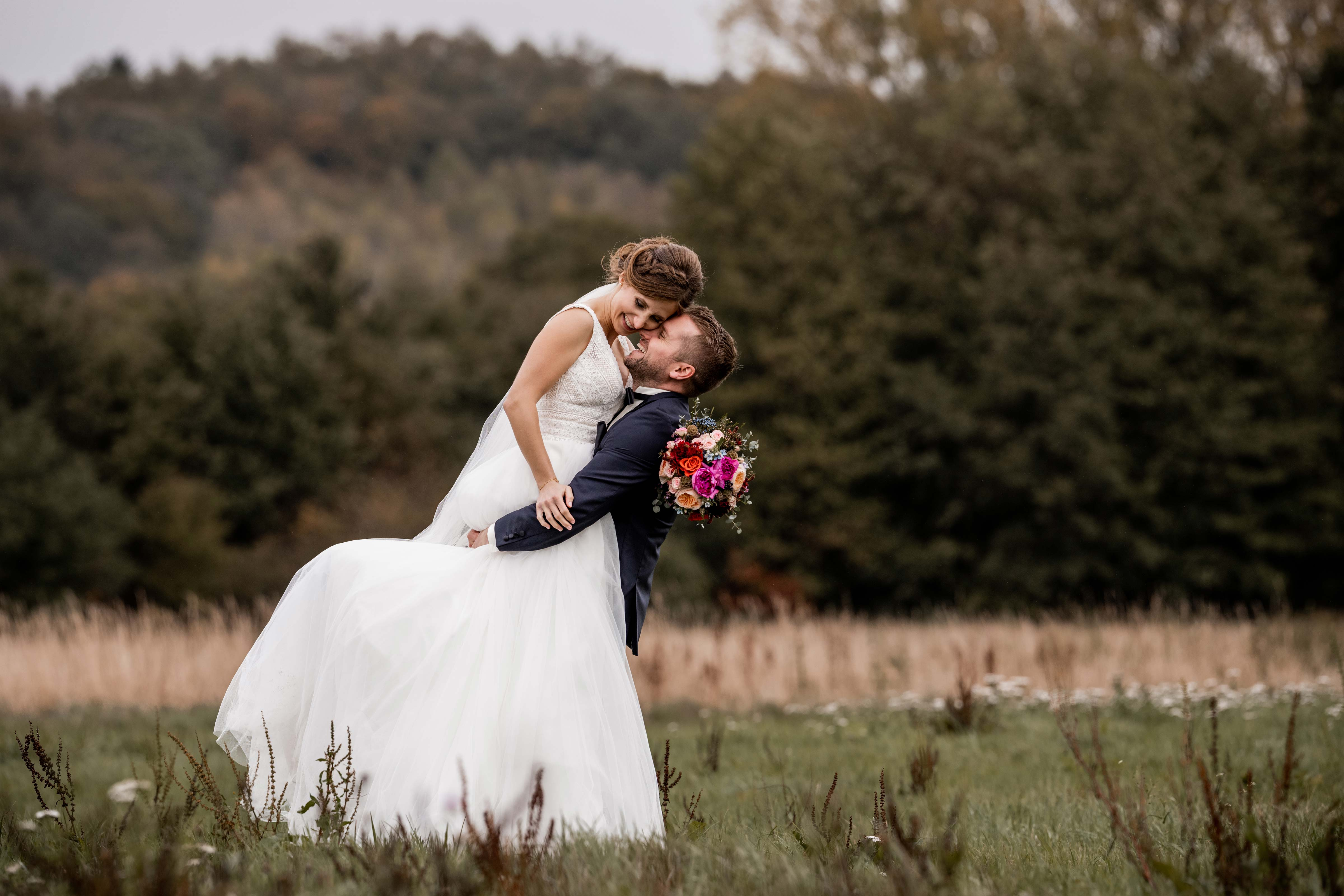 Hochzeitsfotografie in Hilter