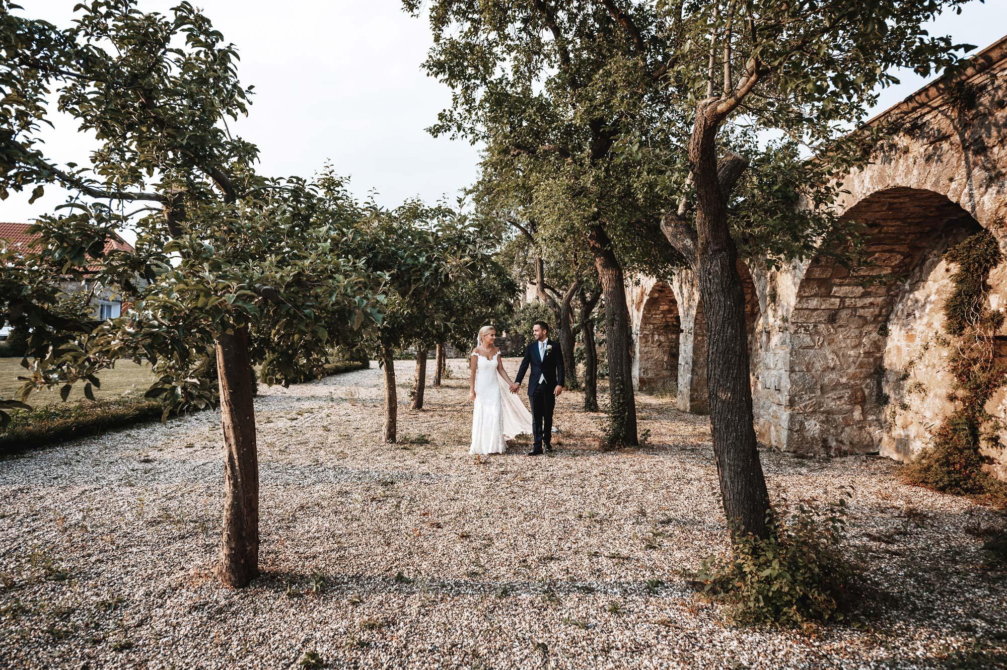 Hochzeit Melle – Schloss Gesmold